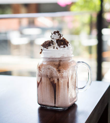 Brownie Shake