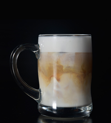 Ice Cappucino, Ice Caffe Latte,